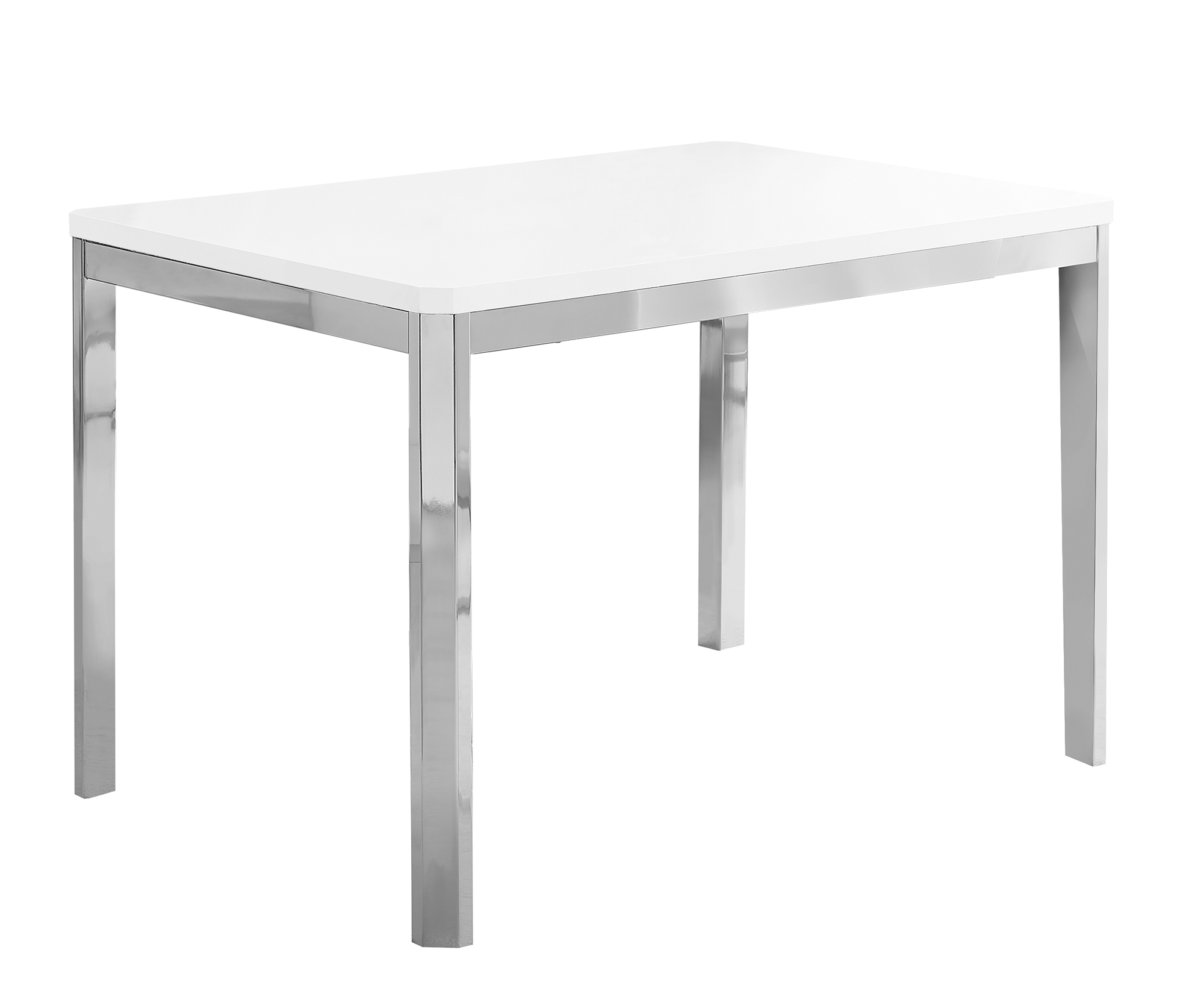 """DINING TABLE 32/""""X 48/""""//  METAL"""